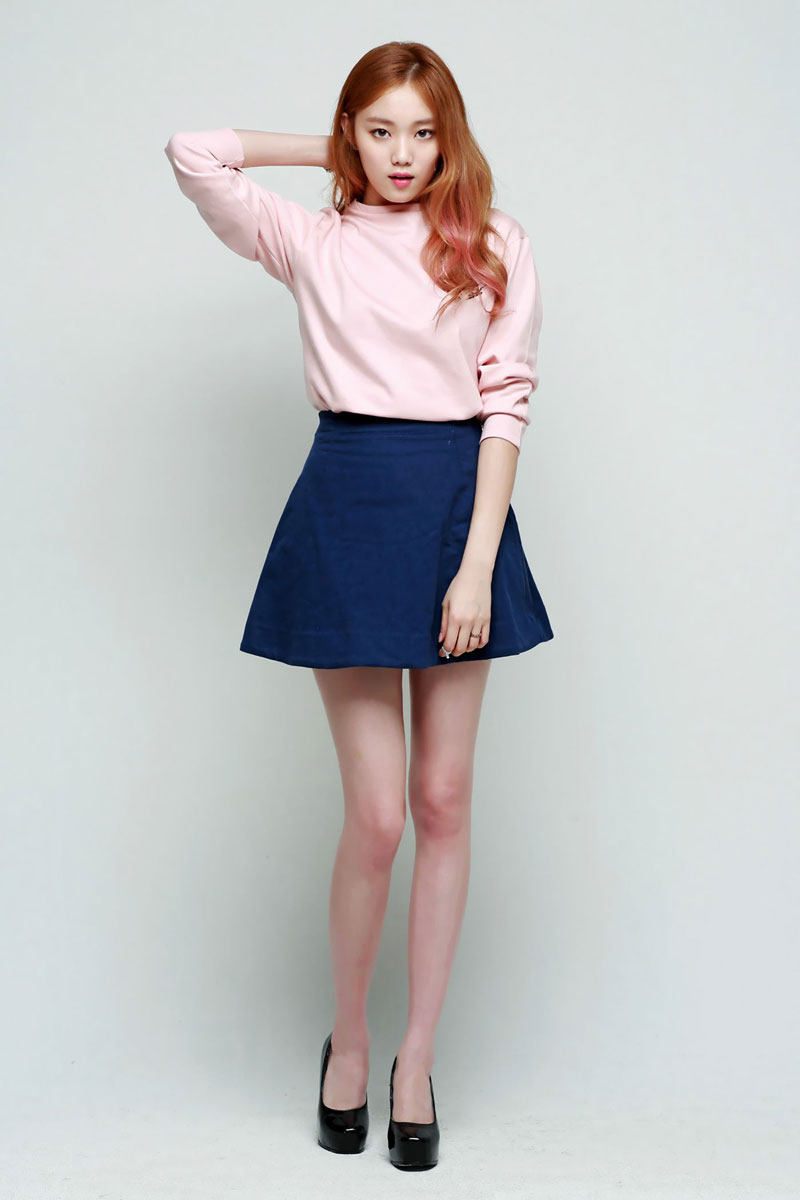 2. Lee Sung-kyung. Chiều cao: 1,75m.