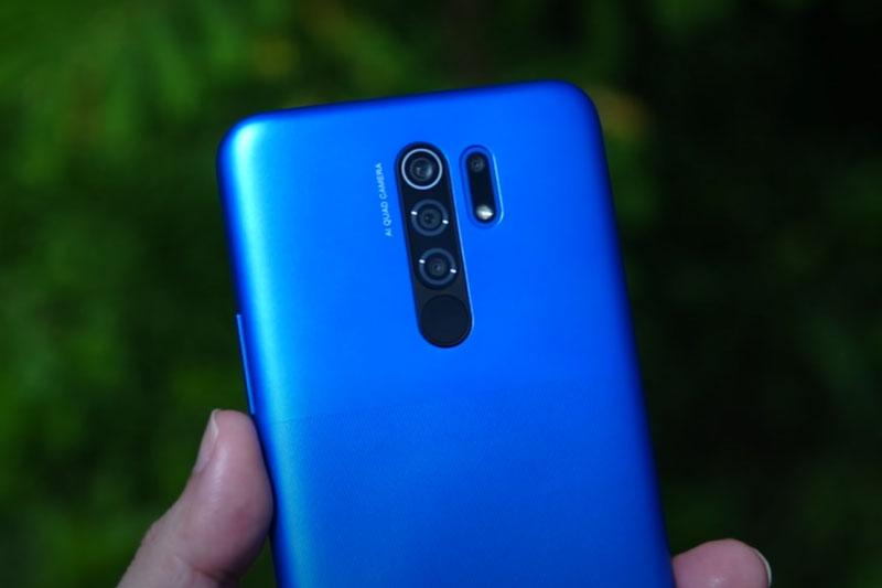 Cận cảnh smartphone RAM 6 GB, pin 5.000 mAh, sạc 18W, giá rẻ bất ngờ