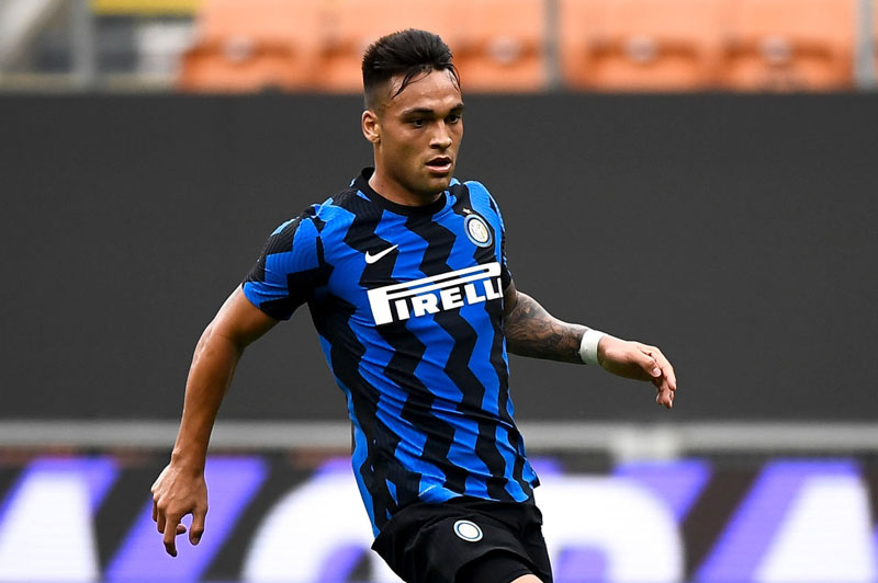 6. Lautaro Martinez (Inter Milan, định giá chuyển nhượng: 63 triệu bảng).