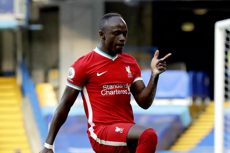 =5. Sadio Mane (Liverpool, giá trị hiện nay: 108 triệu bảng, mức giảm giá từ ngày 1/1/2020 đến nay: 27 triệu bảng).
