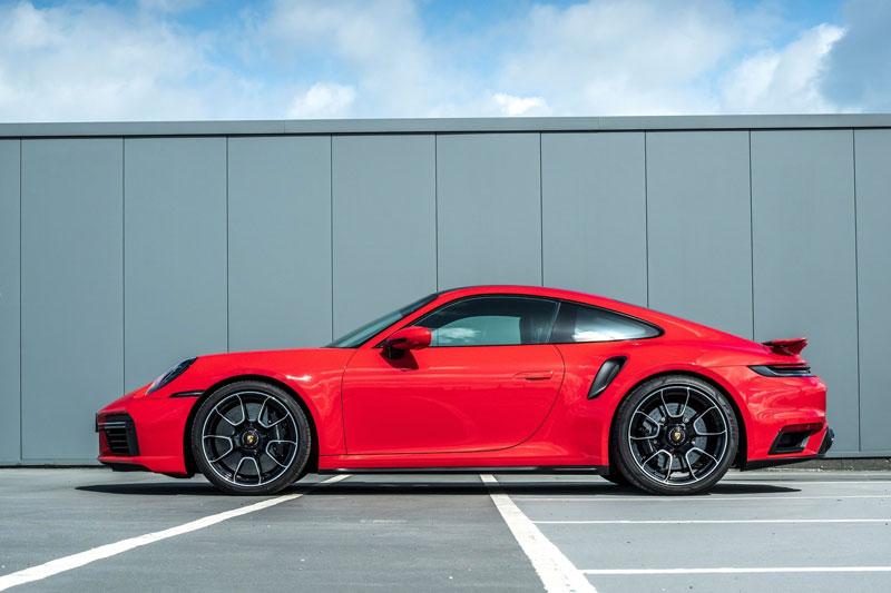 7. Porsche 911.