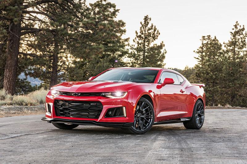 Top 10 xe V8 rẻ nhất năm 2020: Gọi tên Chevrolet Camaro, Toyota Tundra