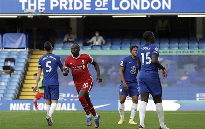 Nhưng Liverpool đã cho thấy Chelsea còn xa mới là ứng viên vô địch