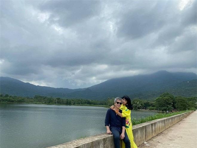 Diva Thanh Lam đăng ảnh tình tứ trong chuyến du lịch riêng cùng bạn trai bác sĩ 2