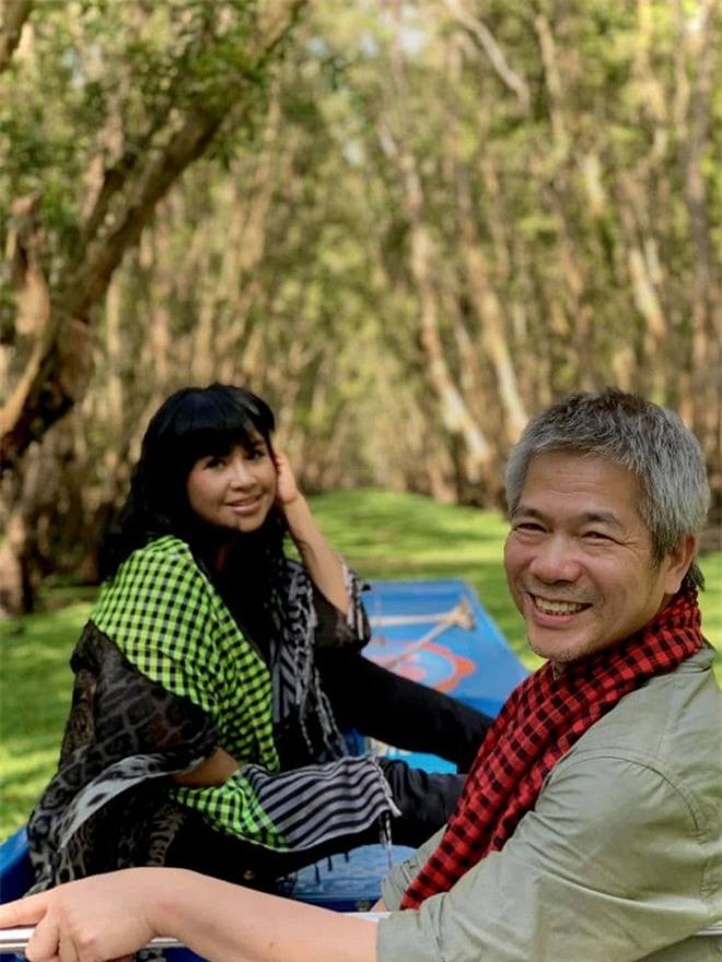 Diva Thanh Lam đăng ảnh tình tứ trong chuyến du lịch riêng cùng bạn trai bác sĩ 4