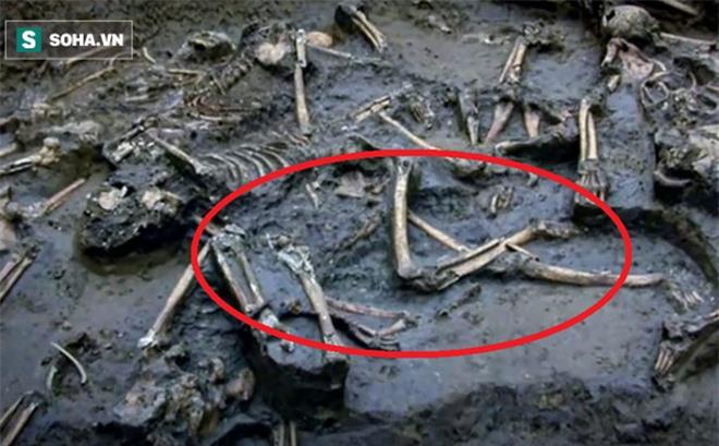 Giả thuyết về bộ xương mỹ nhân trong lăng mộ Tào Tháo: Là vợ kẻ thù hay là con dâu? - Ảnh 2.