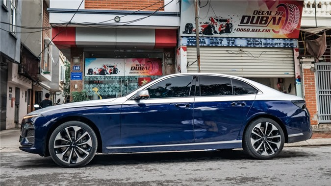 Vinfast Lux A maybach 2