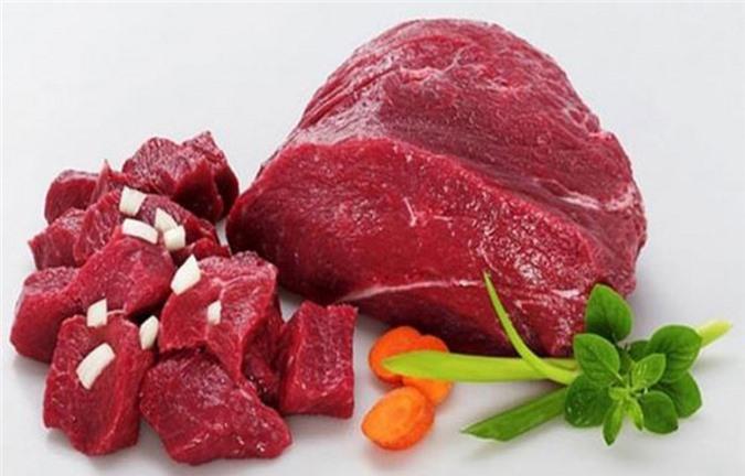 Thịt đỏ không nên cho be ăn nhiều
