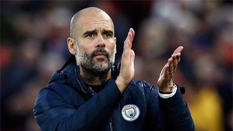 Hợp đồng của HLV Pep Guardiola ở Man City sẽ kết thúc sau mùa bóng này