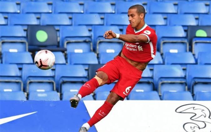 Thiago đã tạo ra tầm ảnh hưởng tức thì ở Liverpool