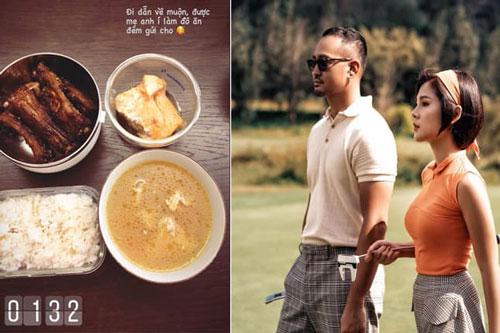 Chưa cưới, MC Thu Hoài đã được mẹ chồng tương lai 'chăm tận răng'