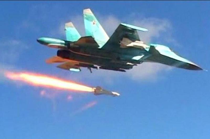 Chiến đấu cơ Nga và Syria phá hủy trung tâm chỉ huy thánh chiến ở Idlib