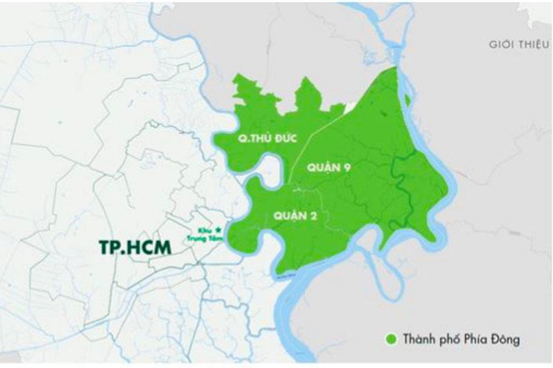 TP.HCM: Có nên đầu tư bất động sản thành phố phía Đông?