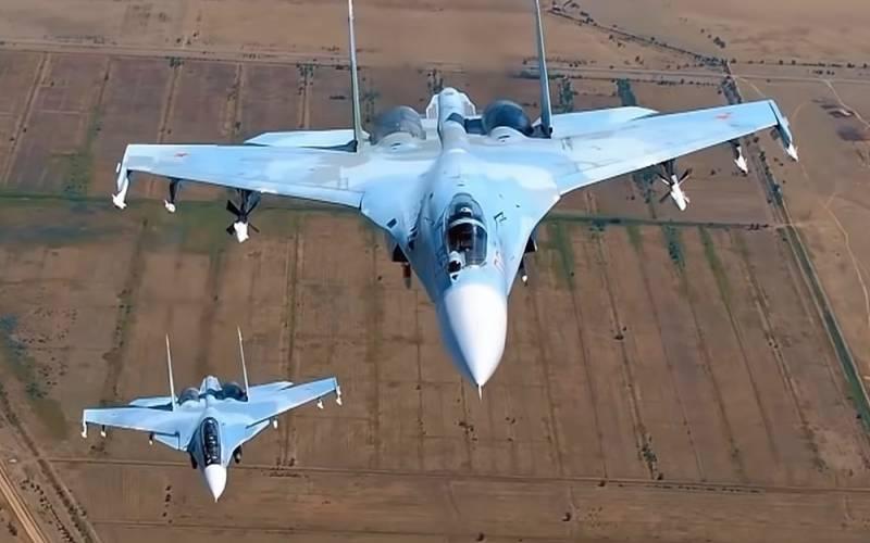 Nga sẽ sớm tiến hành hợp nhất Su-30SM và Su-35S? Ảnh: Military Watch.
