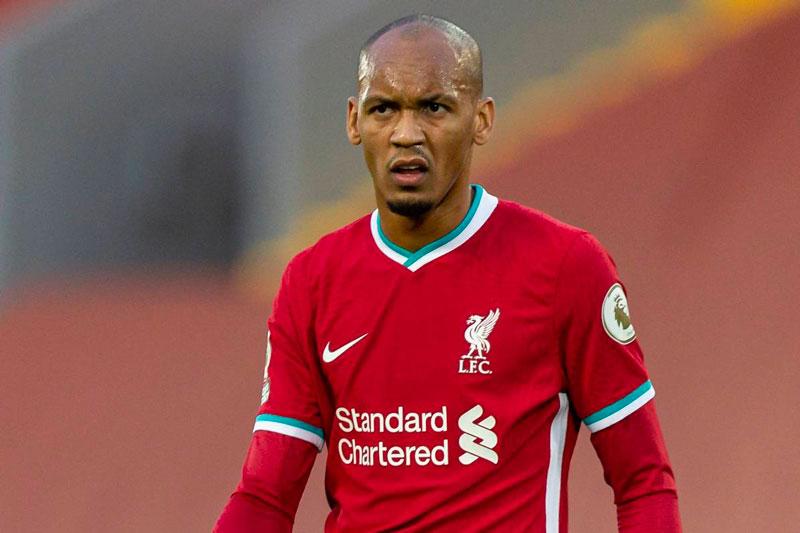 Hậu vệ: Fabinho (Liverpool).