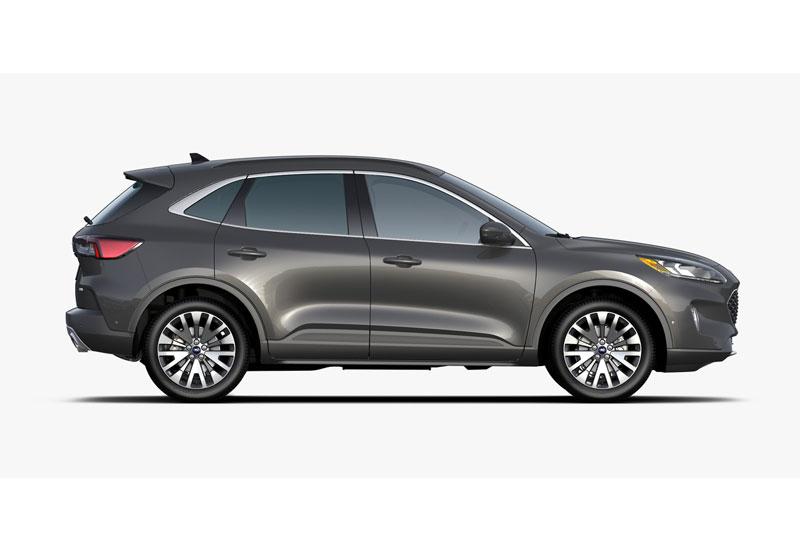 Top 10 xe gia đình hợp túi tiền nhất năm 2020: Ford Escape góp mặt