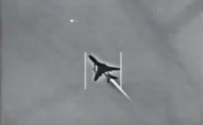 Cường kích Su-22 của Syria bị phòng không Israel bắn hạ