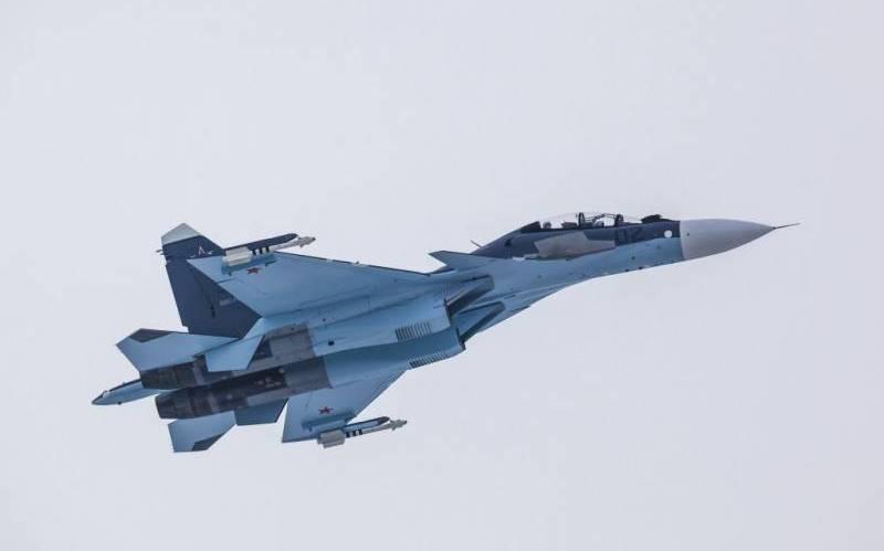 Tiêm kích Su-30SM bị rơi ở vùng Tver