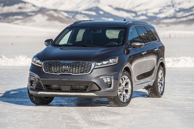 Top 10 xe SUV 7 chỗ rẻ nhất năm 2020: Kia Sorento góp mặt