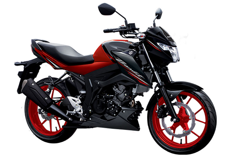 Suzuki GSX150 Bandit 2020.
