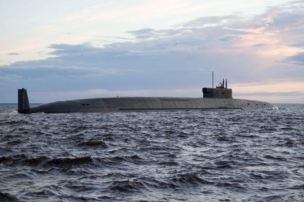 Tàu ngầm Nga đã có biện pháp qua mặt mạng lưới cảm biến đáy biển của đối phương. Ảnh: TASS.