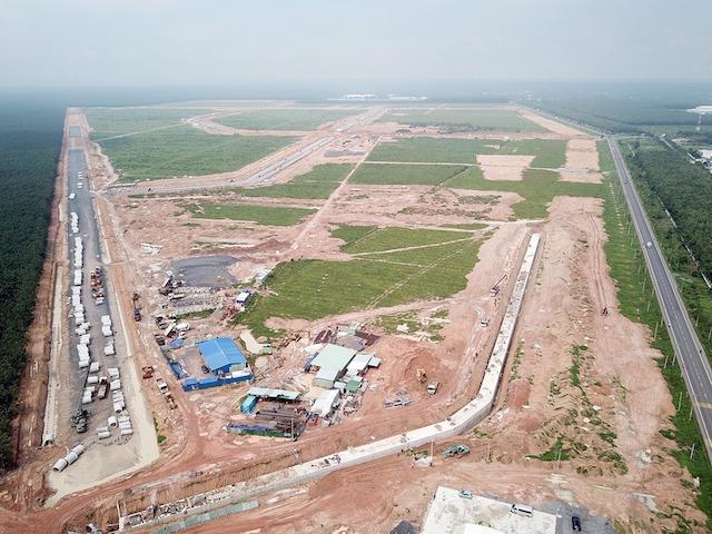 Công an cảnh báo thủ đoạn lừa bán 'gói thầu ảo' ở dự án sân bay Long Thành