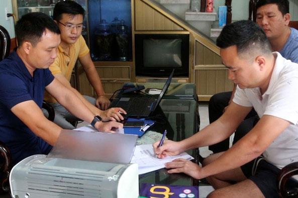 Quảng Bình phá chuyên án đánh bạc qua mạng hơn 1.000 tỉ đồng