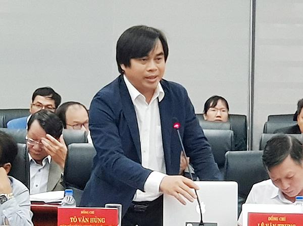 KTS Tô Hùng: Để Đà Nẵng trở thành đáng sống, hiện đại, thông minh thì lựa chọn mô hình đô thị sinh thái là hướng đi đúng đắn