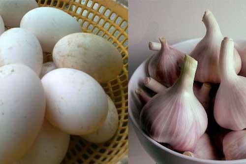 5 thực phẩm cực độc khi nấu cùng tỏi