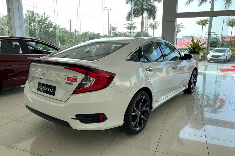 Ảnh: Honda ô tô Long Biên.