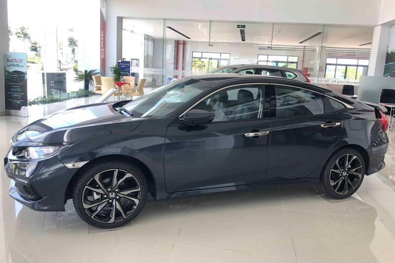 Ảnh: Honda ô tô Tây Ninh.