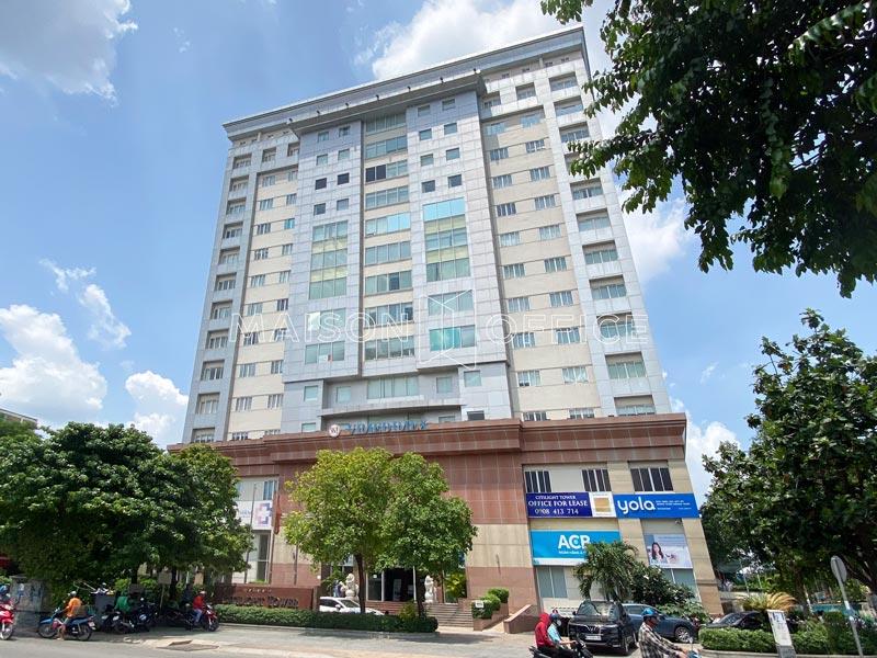 Tòa nhà Citilight Tower số 45 Võ Thị Sáu, phường Đa Kao, quận 1, TP.HCM.