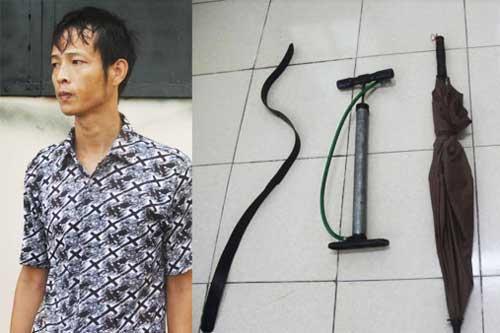 Tạm giam người cha ngược đãi con trai ở Hưng Yên