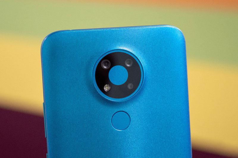 Nokia 3.4 trình làng: 3 camera sau, chip S460, RAM 4 GB, pin 4.000 mAh, giá hơn 4 triệu