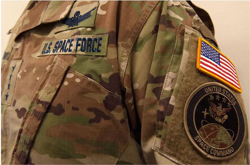 Mỹ triển khai Lực lượng Vũ trụ đến Trung Đông