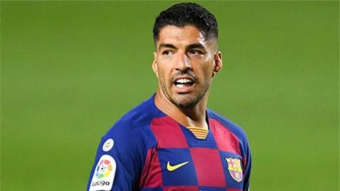Bất ngờ 'bẻ lái', Barca đã đồng ý để Suarez đến Atletico
