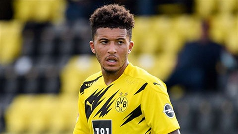 Dortmund sốc trước cách tiếp cận Sancho quái gở của M.U