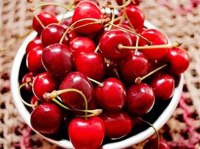Bí quyết chọn cherry ngon