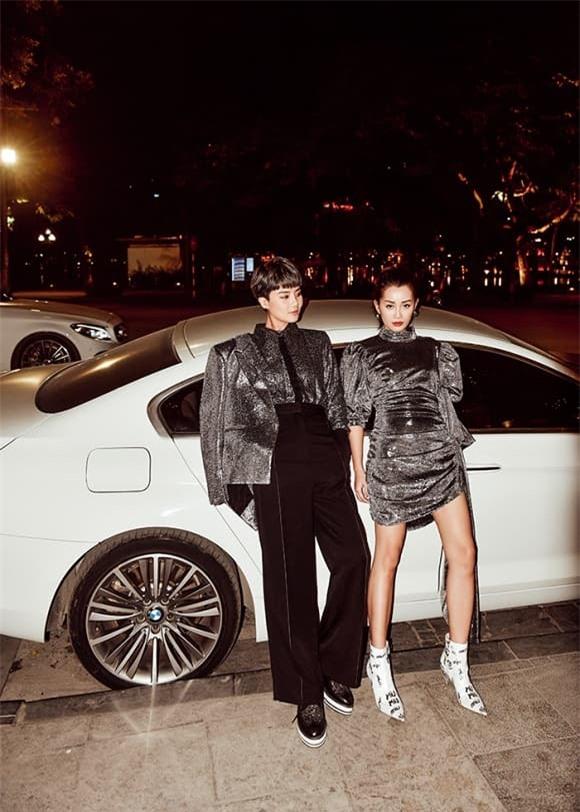 Quỳnh Chi và Thùy Dung 5