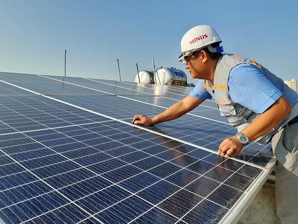 GreenID hỗ trợ thí điểm lắp đặt điện mặt trời mái nhà cho hộ gia đình ở Đà Nẵng