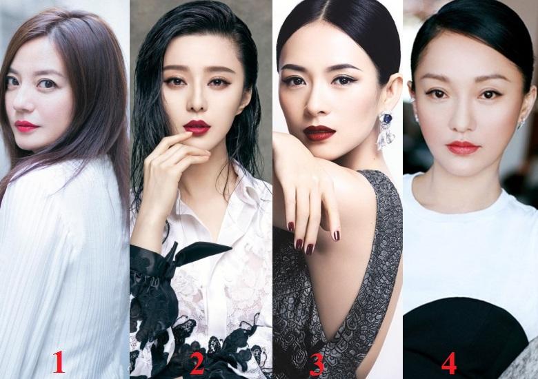 Bạn chọn nữ diễn viên nào?