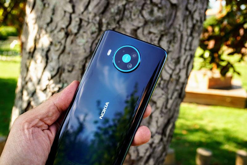 Ảnh chi tiết Nokia 8.3 5G: Chip Snapdragon 765G, RAM 8 GB, màn hình 120Hz, giá hơn 16 triệu