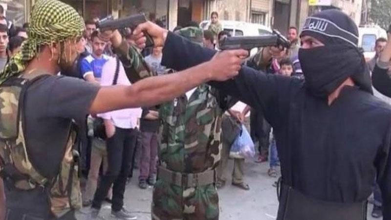 Các lực lượng do Thổ Nhĩ Kỳ hậu thuẫn xung đột với nhau ở Đông Bắc Syria