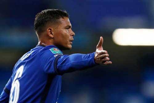 Thiago Silva đã chơi hay nhưng Lampard vẫn thấy gay