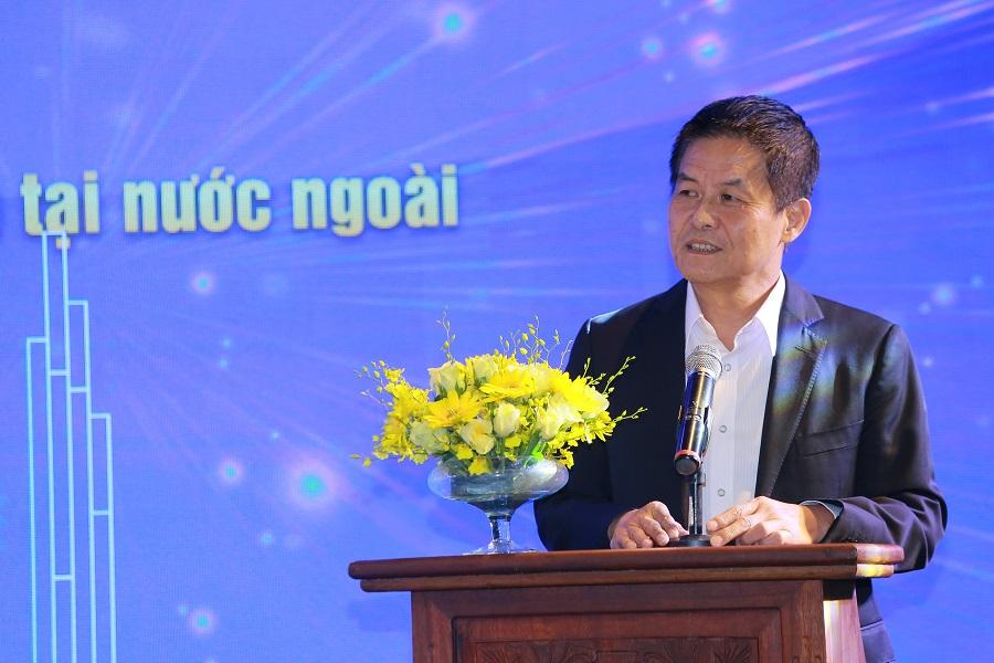 Ông Nguyễn Quốc Kỳ, Chủ tịch HĐQT Vietravel chia sẻ tại buổi gặp mặt và giao lưu.