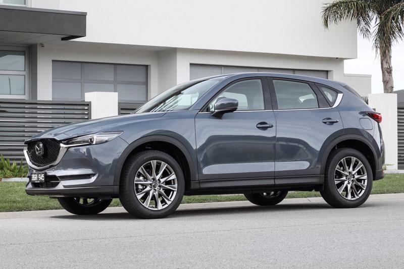 Mazda CX-5 2020.