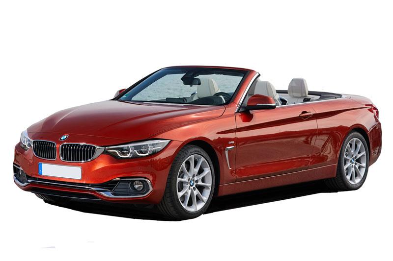 4. BMW 4 Series Convertible 2020 (giá khởi điểm: 55.100 USD).