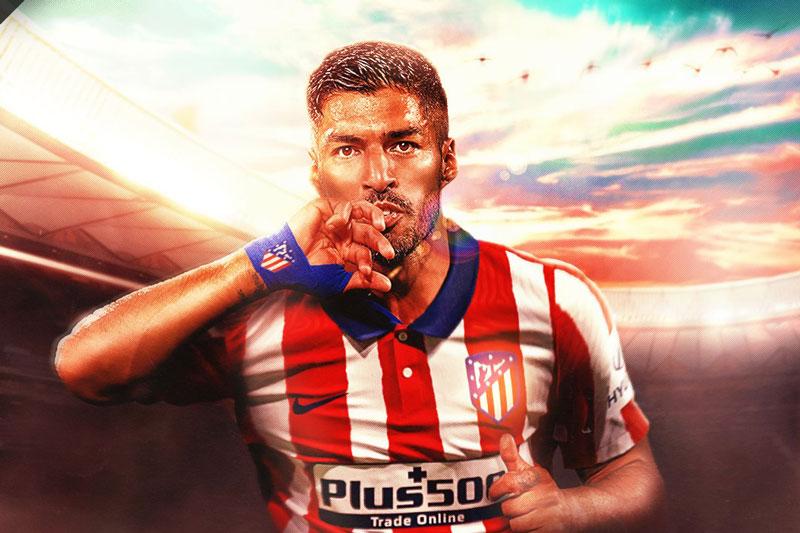 Suarez chính thức gia nhập Atletico.