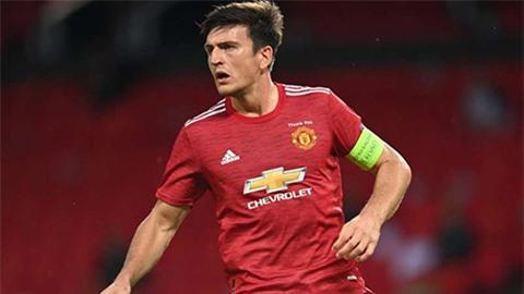 Maguire chỉ được làm đội trưởng M.U vì cái mác 80 triệu bảng