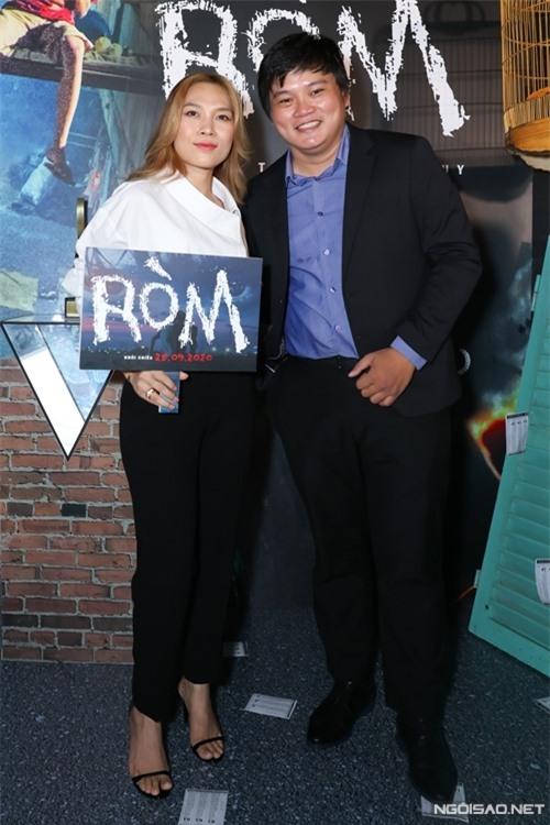 Một tuần trước ngày Ròm công chiếu, Mỹ Tâm viết trên Facebook rằng cô rất yêu thích phim ngắn 16:30 - tác phẩm khởi nguồn của phim Ròm. Lúc nhỏ, cô có biệt danh là Ròm, nên từng tò mò không biết có phải ai làm phim về mình không. Những kỷ niệm này khiến cô háo hức chờ đợi bộ phim ra rạp.